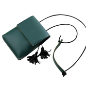 New Fashion Tassel Cross Body Bag Wallet Purse Cellphone Pouch with Single Shoulder Strap for Women Girls