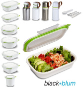 Black + Blum Box Appetit Lunch Box Pot Square, Round, Rectangle, Bottle Or Flask