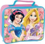 Boyz Toys Disney Princess Rectangular Insulated Lunch Bag Box