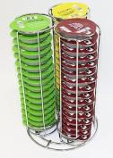 Stainless Steel Tassimo 48 T-discs Pod Holder