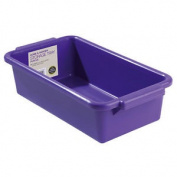 Garland Home & Garden Storage Tray Purple Container Heavy Duty Storing Tub
