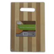 Small Bamboo Chopping Board - Cutting Food Wooden Slicing Dicing Kitchen Cooking