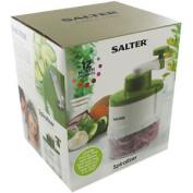 Salter Round Spiralizer - Green, Spring Clearout,