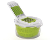 Berghoff Multi-function All In One Salad Slicer And Spinner