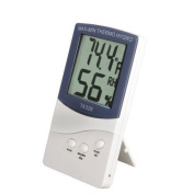 Hrph Digital Lcd Indoor/outdoor Thermometer Hygrometer Accurate Temperature