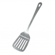 Stainless Steel Burger/fish Slice Slotted Turner Spatula Kitchen Cooking Tool