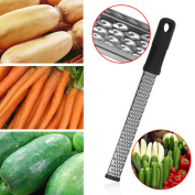 Multifunction Stainless Steel Zester Cheese Chocolate Lemon Fruit Grater Rs