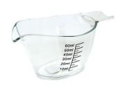 Mini Measure Jug 60ml - Handy Mini Measuring Cup Kitchen Tool