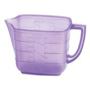 Garland 1000ml Measuring Jug Purple Liquid Water Pint Household Measure Cooking