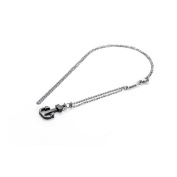 PACIOTTI 4US STAINLESS STEEL MAN NECKLACE 4UCL1378