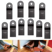 10x 35mm Blades For Fein Multimaster Multitool Cuts Wood Plastic Soft Metal
