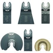 6 Topstools Dewalt Stanley Black And Decker Einhell Bosch Multitool Multi Tool