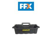 Stanley Sta172359 Plastic Tote Tray 49cm X 33cm X 19cm Stst1-72359