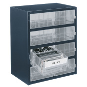 B#raaco Cabinet 250/8-2 With 8 Drawers 137584 Metal Tools Storage Box Organiser