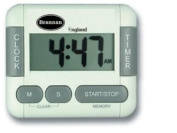 The Count Down And Up Digital Kitchen Timer And Clock - An Ideal Timer For