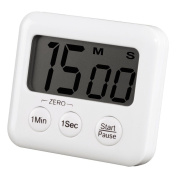 Xavax Magnetic Digital Kitchen Cooking Timer With Loud Alarm & Large Lcd Display