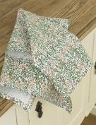 Licenced William Morris Sweet Briar Floral Cotton Tea Towel
