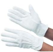 Heat Resistant Rubber Cotton Gloves Dw36 L, Whiteunisex