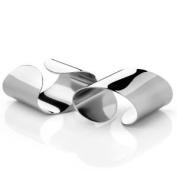 Robert Welch Radford Napkin Ring Two Piece Set