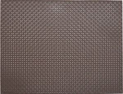 Everyday Home Brown Woven Vinyl Placemat Table Mat By Creative Tops