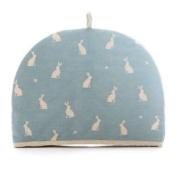 Rushbrookes Stargazing Hare 100% Cotton Tea Cosy - 16150171.
