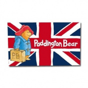 Paddington Bear Tea Towel, Cool Britannia
