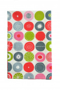 Klippan Scandinavian Swedish Modern Vtg/retro 50s 60s Fabric Tea Towel- Candy