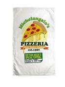 New Michelangelo's Pizzeria Tea Towel