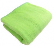 12 X Green Household Hotel Hospitality Cleaning Dust Duster Dusters 100% Cotton