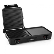 Klarstein Butterfly & Bee Contact And Table Grill 2-in-1 With Non-stick Coating