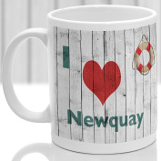 Newquay mug, Gift to remember Wales, Ideal present,custom design.