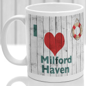Milford Haven mug, Gift to remember Wales, Ideal present,custom design.