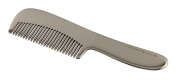 Arfasatti Solid Sterling Silver 925 Comb for Beard and Moustache Hand Made in Italy