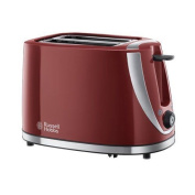 Russell Hobbs Mode 2-slice Toaster 21411 - Red