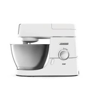 Kenwood Kvc3100w 1000w 4.6 Litre Chef Stand Mixer Food Processor In White New