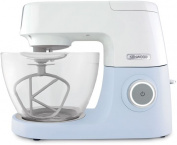 Kenwood Blue Stand Mixer 4.6l Bowl Home Bread Cake Cookies Kitchen Food Maker