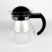 1 Litre Glass Coffee Jug For Filter Paper Dripper Cones - Maker Brewer