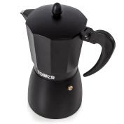 Tower T81003 9 Cup Espresso Maker - Black