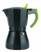 Ibili 621103 Espresso Maker 3 Cups Aluminium Green