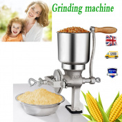Drinks Corn Coffee Food Wheat Grinder Manual Hand Grains Oats Mill Cast Iron Ali