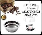Filter G107 For Mokona Bialetti / Gaggia 1 Cup Coffee Maker