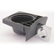 Krups Dolce Gusto Capsule Holder Ms-622571 For Circolo Kp 5005, Metal Grey