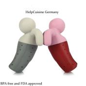Helpcuisine Tea Infuser /tea Strainer/silic
