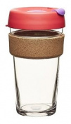 Keepcup Brew - Cork Edition | 470ml Large - Sumac