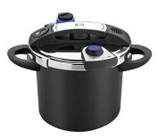 Bra Efficient Expres - Fast Pressure Cooker, Easy Open, 6 L