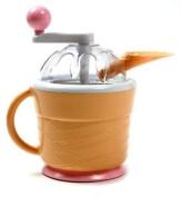 Norpro Ice Cream Maker, Brown