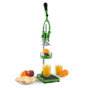 Klarstein Trijuicer 3-in-1 Manual Action Juice Presser Squeezer & Chips Cutter