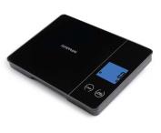 G3 Ferrari Electronic Digital Kitchen Scales With High Precision Sensor Black
