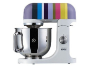 Kenwood Chef Kmix Kmx80 Kitchen Stand Mixer Multicolor Barcelona Stripes