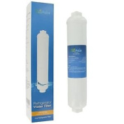 Ecoaqua Eff-6035a Universal Water Filter For Fridges By for Samsung Fits LG Daewoo Beko